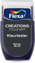 Flexa Creations - Tester - Royal Blue - 30 ml