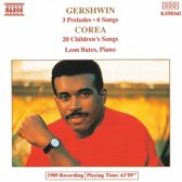 Gershwin/Corea:Three Prel. Etc