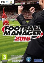 Football Manager 2015 - Windows