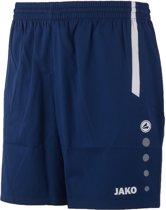 Jako Turin Short - Voetbalbroek - Mannen - Maat XL - Blauw