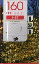 indoor en outdoor led licht net 320/150 cm 160 lampjes