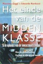 Het einde van de middenklasse
