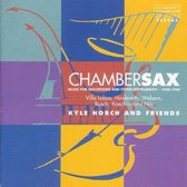 Chambersax, Music For Saxophone & Other Instrument