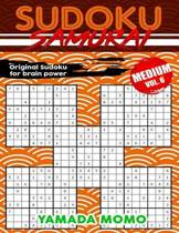Sudoku Samurai Medium