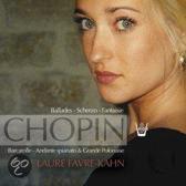 Laure Favre Kahn - Ballades- Scherzo- Fantaisie