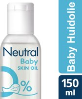 Neutral 0% Parfumvrije Baby Huidolie - 150 ml