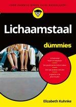 Boek cover Voor Dummies - Lichaamstaal voor dummies van Elizabeth Kuhnke (Onbekend)
