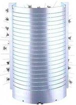 Insectendoder vangreflector iGu 4004 Professional - UVA lamp en kleeffolie techniek