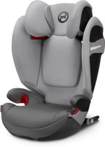 Cybex SOLUTION S-FIX Manhattan grey