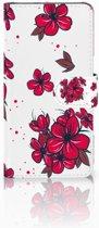 Huawei Y3 2017 Boekhoesje Design Blossom Red