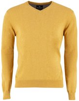 Baileys regular fit pullover okergeel, maat XL