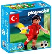 Playmobil Voetbalspeler Turkije - 4724