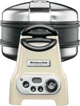 KitchenAid 5KWB110EAC - Wafelijzer - Amadel wit