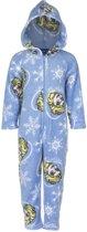 Blauwe Frozen onesie voor kinderen 98