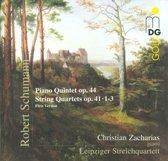 Piano Quintet Op. 44 / String Quartets Op. 41 1-3