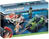Playmobil Agents IR Voertuigen - 5088