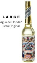 Florida Water AGUA DE FLORIDA original Peru