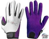 Harbinger - Women's X3 Pro Competition Crossfit - Fitness Handschoenen - M - Paars/Zwart