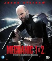 Mechanic 1 & 2 (Blu-ray)
