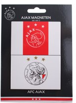 Ajax amsterdam - Magnetenset ajax: 2-pack