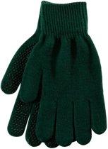 Paardrijhandschoen Grippy Groen