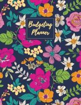 Budgeting Planner: Daily Weekly & Monthly Finance Budget Planner l Expense Tracker & Bill Organizer l Budget Planning (8.5x11) V8