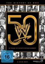 History of WWE: 50 Years of Sport Entertainment