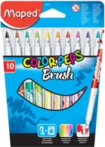 Color'peps vilstift Brush x 10