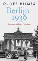 Boek cover Berlijn 1936 van Oliver Hilmes (Paperback)