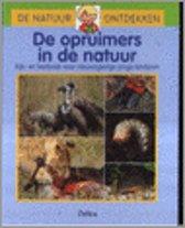 De Opruimers In De Natuur