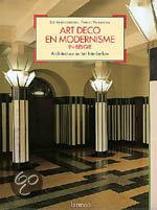 Art deco en modernisme in België