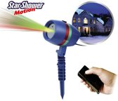 Star Shower Motion Projector  + Remote