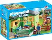 playmobil kinderbad met glijbaan 6673 playmobil speelgoed. Black Bedroom Furniture Sets. Home Design Ideas
