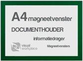 Magneetvensters A4 - Groen