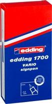 Edding 1700 Vario Fineliner Rood