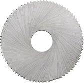 Metaal-cirkelzaagblad HSS-DMo 5 DIN 1837-A 100x0,80x22mm, 128 tanden KTS