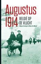Augustus 2014, Belgie op de vlucht