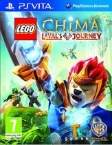 LEGO Legends of Chima: Laval's Journey /Vita