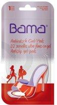 Bama gel-pads / Voorvoet gel inlegzool met anti slip