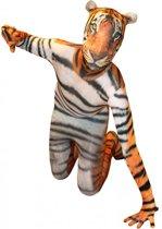 Originele morphsuit tijger 2XL (180-195 cm)