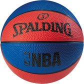 Spalding mini basketbal NBA - maat 1
