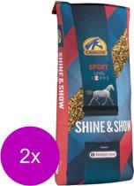 Cavalor Shine & Show - Paardenvoer - 2 x 20 kg Sport