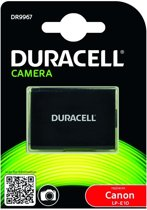 Duracell cameraaccu voor Canon (LP-E10)