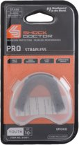 Shock Doctor Pro - Hockeybitje - Junior - Zwart