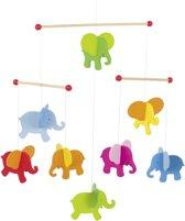 Goki Mobile, elephants