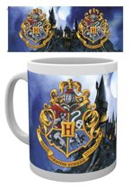 Harry Potter - Hogwarts Mug - Blue