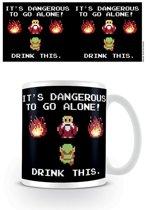 The Legend Of Zelda (Drink This)