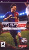 Pro Evolution Soccer 2009 (PES 2009)