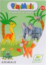 PlayMais Voorbeeldenboek Dieren