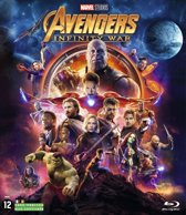 The Avengers: Infinity War (blu-ray)